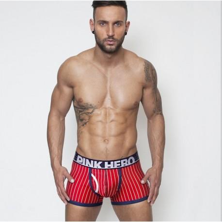 Боксеры мужские PINK HERO